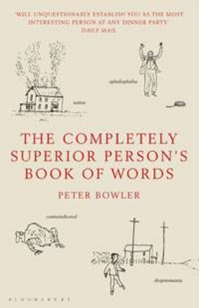 Completely Superior Person's Book of Words