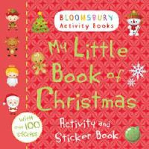 My Little Book of Christmas by Elizabeth Jenner (Ed.)