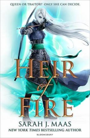 Heir Of Fire by Sarah J Maas