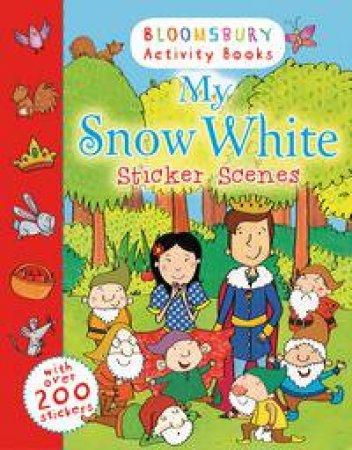 My Snow White Sticker Scenes