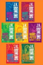 Harry Potter Boxed Set The Complete Collection Adult Paperbacks