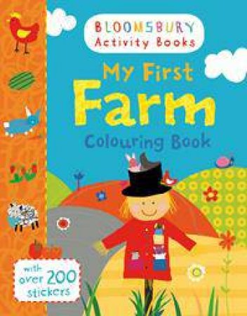 My First Farm Colouring Book by Various