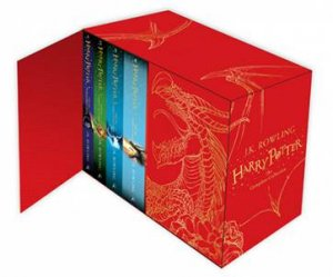 Harry Potter Boxed Set: The Complete Collection (Children's Hardcover)