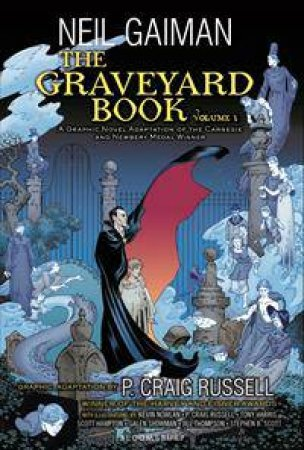 The Graveyard Book: Graphic Novel Part 1