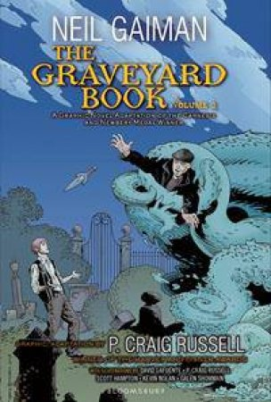 The Graveyard Book Graphic Novel: Part 2