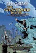 The Graveyard Book Graphic Novel Part 2