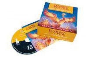 Harry Potter And The Order Of The Phoenix - Original Edition Audio CD by J.K. Rowling