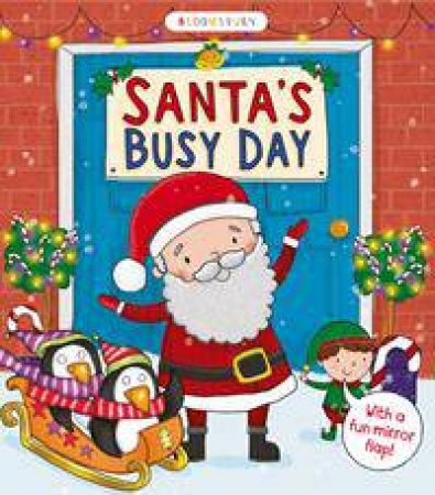 Santa's Busy Day by Various