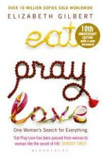 Eat Pray Love 10th Anniversary Ed