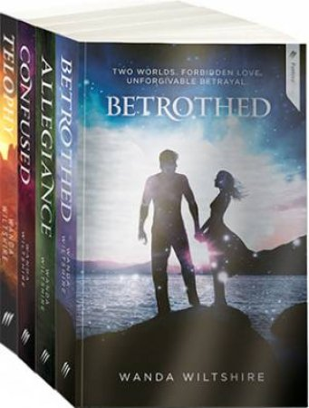 The Betrothed Series: 4 Book Set