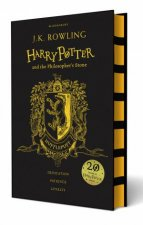 Harry Potter And The Philosopher's Stone – Hufflepuff Hardcover Edition by J.K. Rowling