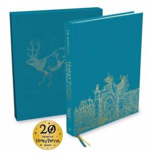 Harry Potter And The Prisoner Of Azkaban - Deluxe Slipcase Edition by J. K. Rowling