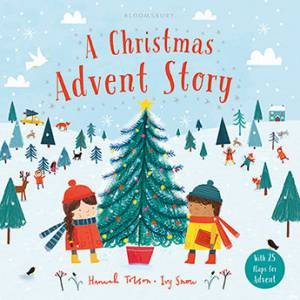 Christmas Advent Story by Ivy Snow
