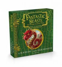 Fantastic Beasts And Where To Find Them Audio Book