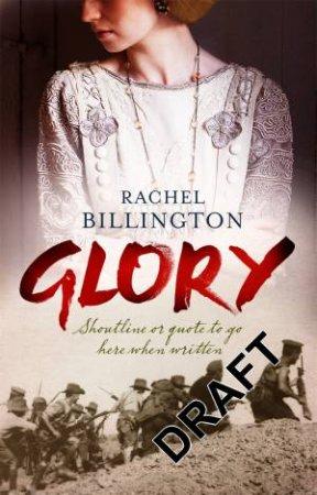 Glory by Rachel Billington