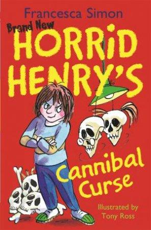Horrid Henry: Horrid Henry's Cannibal Curse