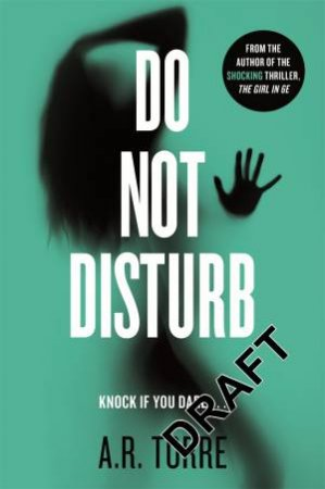Do Not Disturb by A.R. Torre