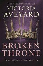 Red Queen 45 Broken Throne