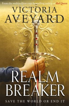 Realm Breaker by Victoria Aveyard