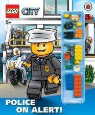 LEGO City Police on Alert