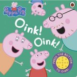 Peppa Pig: Oink Oink Single Button Sound Book by Various