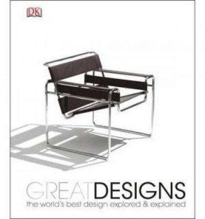 Great Designs by Kindersley Dorling
