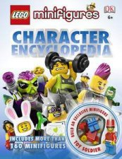 LEGO Minifigures Character Encyclopedia by Various