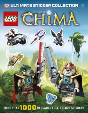 LEGO® Legends of Chima Ultimate Sticker Collection by Various