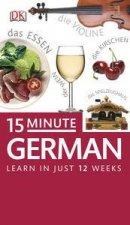15 Minute German Learn in Just 12 Weeks