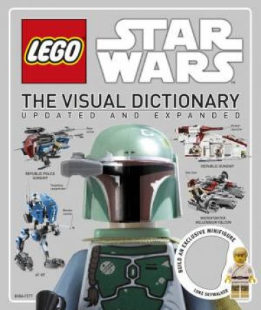LEGO Star Wars: The Visual Dictionary by Various