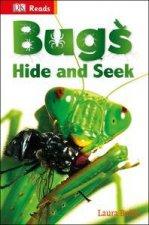 DK Reads Beginning to Read Bugs Hide and Seek