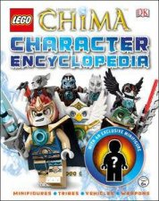 LEGO® Legends of Chima: Character Encyclopedia by Kindersley Dorling