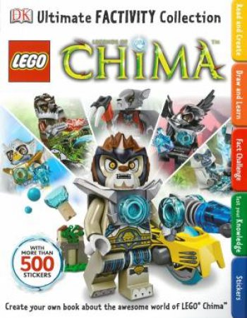 LEGO® Legends of Chima: Ultimate Factivity Collection by Various