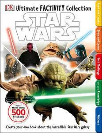 Star Wars: Ultimate Factivity Collection by Various