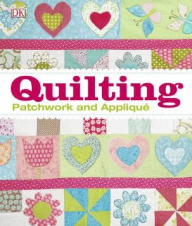 The Quilting Book by Various