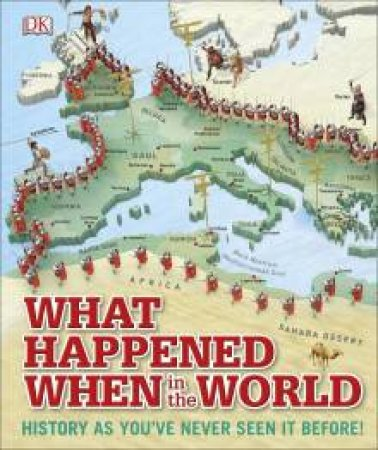 What Happened When in the World by Various