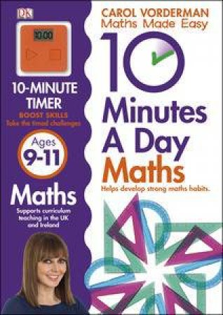 10 Minutes A Day: Developing Maths Skills