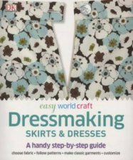 DK Easy World Craft Dressmaking by Various