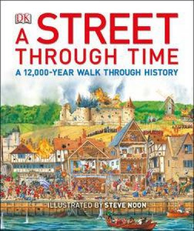 A Street Through Time by Various
