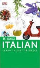 15 Minute Italian Learn in Just 12 Weeks