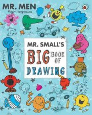 Mr Men and Little Miss Mr Smalls Big Book of Drawing