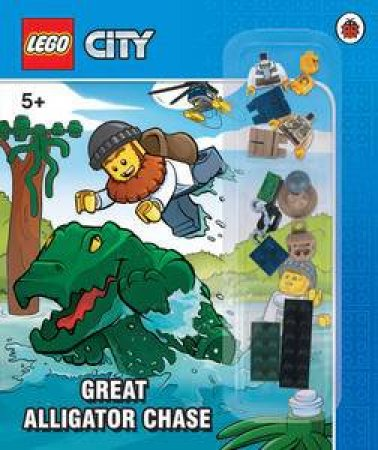 LEGO City: Great Alligator Chase