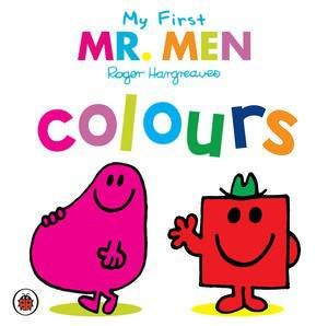 Mr Men and Little Miss: My First Colours