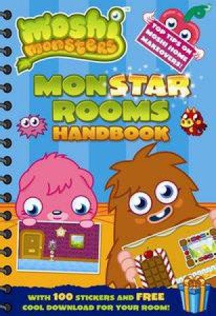 Moshi Monsters: Monstar Rooms Handbook by Various