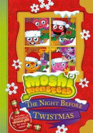 Moshi Monsters: The Night Before Twistmas by Various