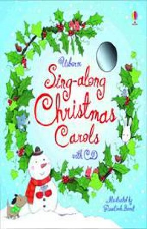 Singalong Christmas Carols plus CD by Usborne