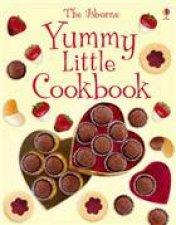 Usborne Yummy Little Cookbook