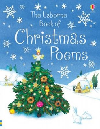 Book of Christmas Poems by Sam Taplin