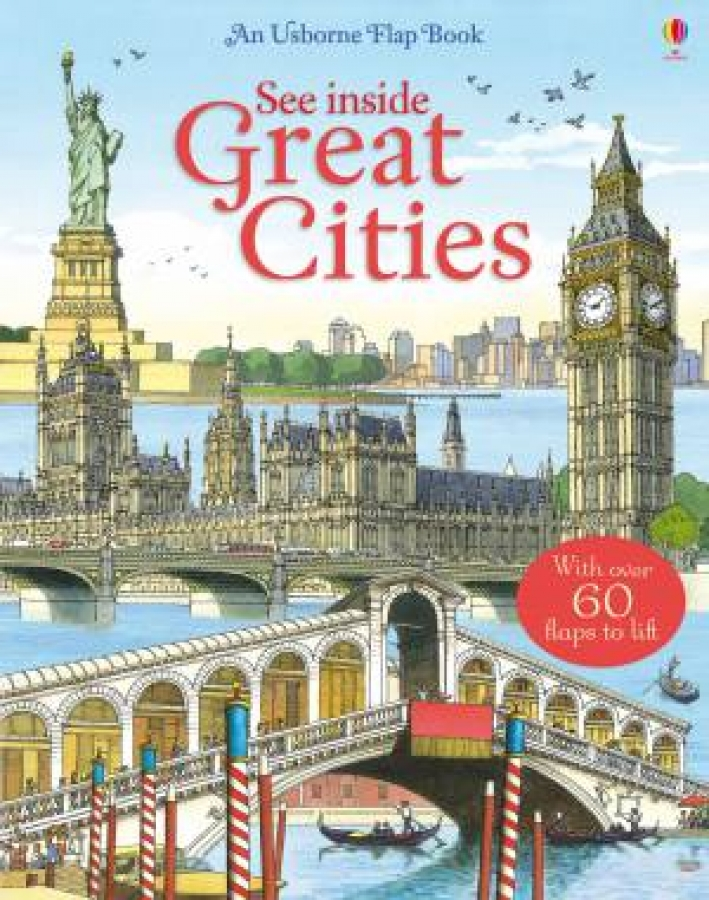 See Inside Great Cities by Rob Lloyd Jones [Hardcover]