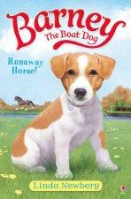 Barney the Boat Dog Runaway Horse